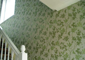 Wallpaper Hall Stairs Landing
